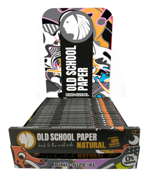 Librillo Old School Paper XXL